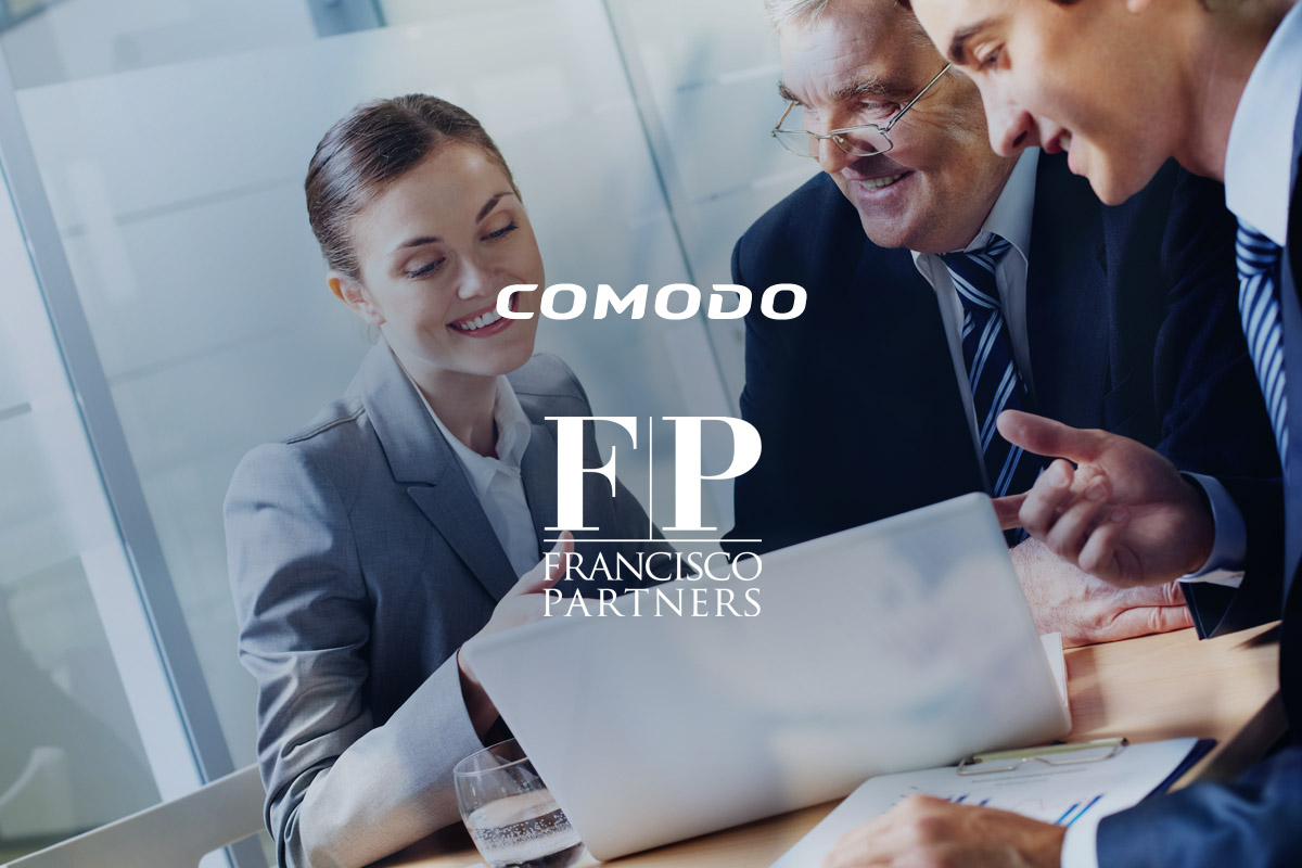 CA Comodo sold to Francisco Partners